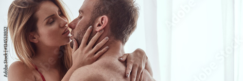 Plakat Sexy para całuje