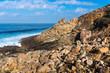 Cliffs of Jaizkibel, Guipuzcoa in Basque Country, Spain