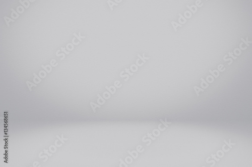 Fototapeta Abstract white room background. obraz na płótnie