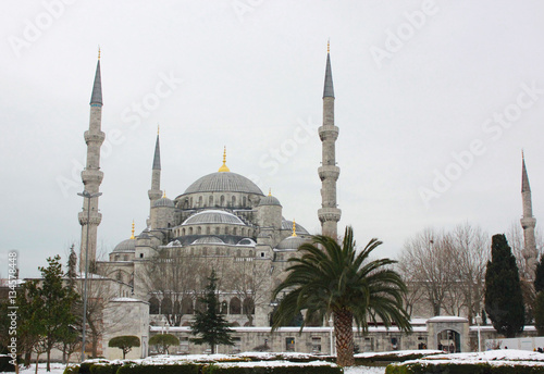 Photo  Sultan Ahmed Mosque, Istanbul