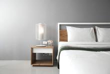 Modern Bedroom Design, Double Bed