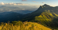 Panoramic View Of Pha Tang At ...