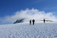 View To The Top Of Ben Nevis
