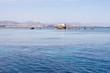 Egypt landscape with shipwreck