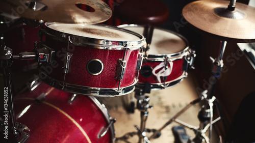 Fotografía  Old Red Drums