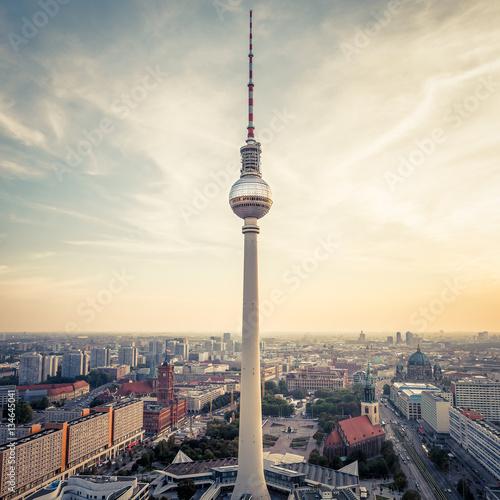 Zdjęcie XXL Berlin city view, Germany
