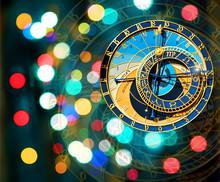 Prague Astronomical Clock On X...
