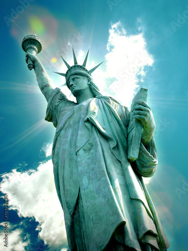 Photo  Statue of Liberty in New York City