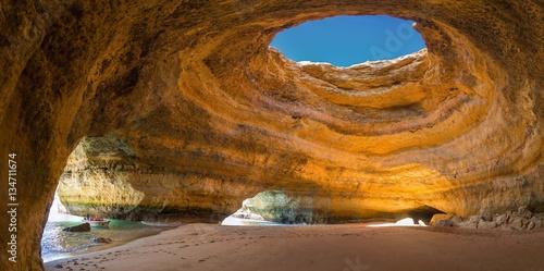 Slika na platnu grotta di benagil