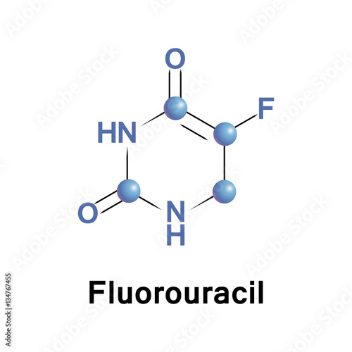 Fluorouracil Is A Medication Used To Treat Cancer Of Colon Esophagus Stomach Pancreas