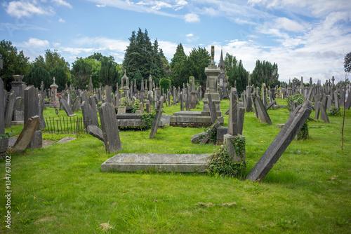 Fotografia  Glasnevin Cemetery