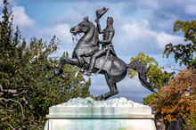 Andrew Jackson Memorial In Was...