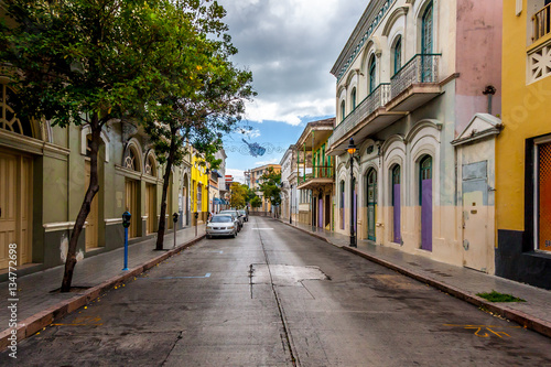 Fotomural Streets of Puerto Rico