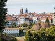 Skyline of Santiago de Compostela