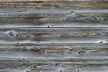 Barnwood With Rusty Hardware