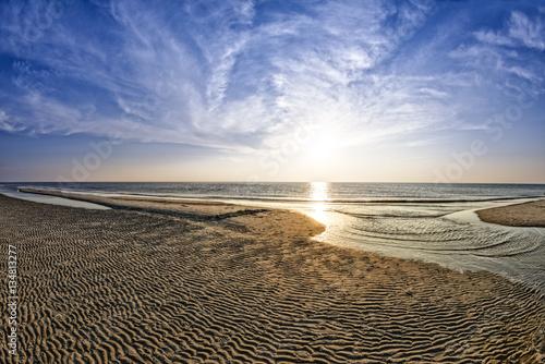 Keuken foto achterwand Noordzee Die Nordsee - Wattenmeer - Norddeutsche Küste
