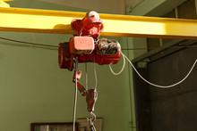 Chain Hoist Electric  Lift Machine Factory