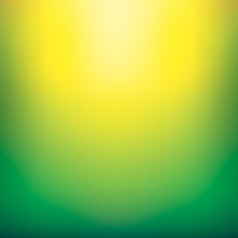 Abstract Yellow And Green Vector Background, Color Mesh Gradient, Wallpaper For You Project