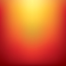 Abstract Yellow And Red Vector Background, Color Mesh Gradient, Wallpaper For You Project