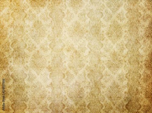 vintage-i-postarzany-papier-z-eleganckim-wzorem