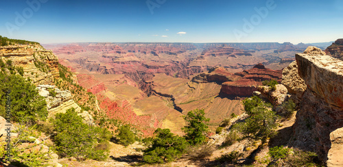 Tuinposter Canyon Grand Canyon National Park wild nature