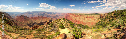 Keuken foto achterwand Canyon Grand Canyon National Park wild nature