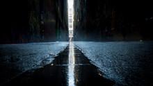 Dark Scares Scary Lane