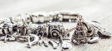 Bracelet With Pendants Charms ...