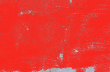 Vintage Red Wall, Background, Texture