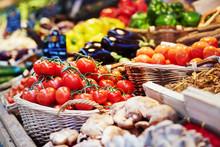 Fresh Healthy Bio Fruits And V...