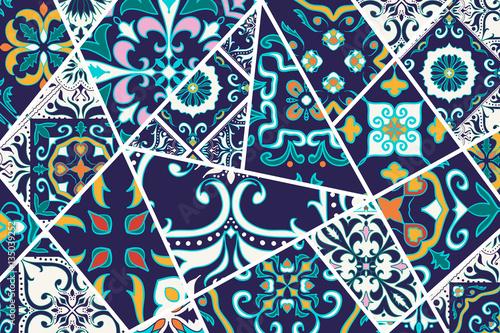 Photo Vector decorative background