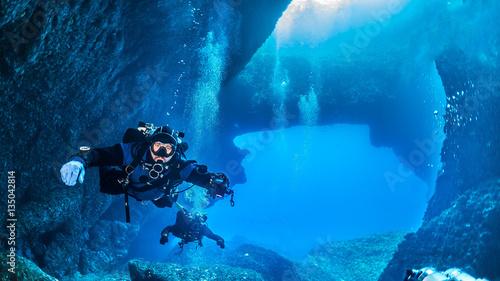 Diving Gozo Malta