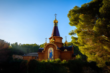 The Russian Orthodox Church At...