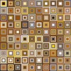 Panel Szklany Podświetlane Vintage design element. color squares seamless pattern