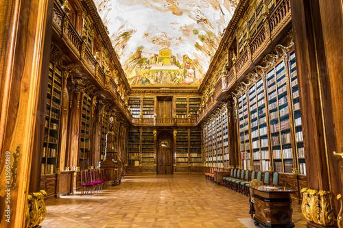 Library of Strahov Monastery in Prague, Philosophical Hall
