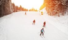 Skiinig