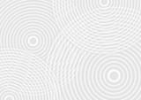 Abstrakcjonistyczny biel okrąża technologii tło - 135149042
