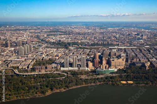 Fotografía  Washignton heights in New York NYC. Manhattan