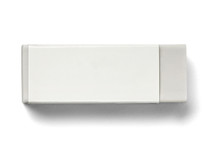 Eraser Rubber White Office