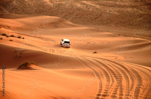 Oman : Wahiba Sands