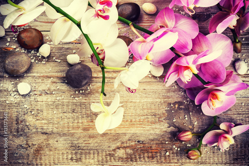 spa-setting-with-orchid-flowers