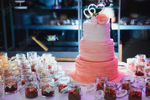 Zdjęcie XXL Wedding Cake