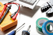 Electrical subcontractor tool selection