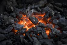 Heated Coals