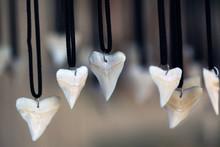 Shark Teeth Nacklace