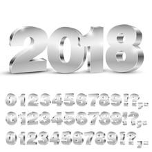 3D Vector Numbers