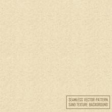 Vector Seamless Sand Texture B...