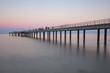 Lorne Pier at Sunset
