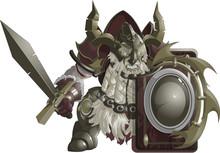 Mighty Fantasy Dwarf