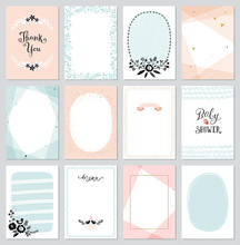 Contemporary Universal Cards T...